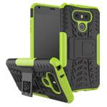 Чехол Yotrix Shockproof case для LG G6 (зеленый, пластиковый)