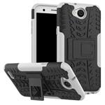 Чехол Yotrix Shockproof case для LG X power 2 (белый, пластиковый)