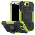 Чехол Yotrix Shockproof case для LG X power 2 (зеленый, пластиковый)