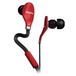 Наушники OUNUO iLeaf II (пульт/микрофон) (18-22000 Гц, 9 мм) (красные)