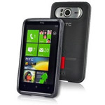 Чехол Capdase SoftJacket2 XPose для HTC HD7 (черный)