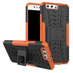 Чехол Yotrix Shockproof case для Huawei P10 (оранжевый, пластиковый)