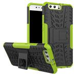 Чехол Yotrix Shockproof case для Huawei P10 (зеленый, пластиковый)