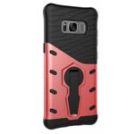 Чехол Yotrix StandCase для Samsung Galaxy S8 (красный, пластиковый)