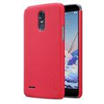 Чехол Nillkin Hard case для LG Stylus 3 (красный, пластиковый)