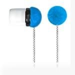Наушники OUNUO iFrog I (без микрофона) (20-20000 Гц, 8 мм) (синие)
