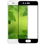 Защитная пленка Yotrix 3D Glass Protector для Huawei P10 (стеклянная, черная)
