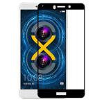 Защитная пленка Yotrix 3D Glass Protector для Huawei Honor 6X (стеклянная, черная)