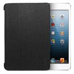 Чехол Odoyo AirCoat Folio Case для Apple iPad mini (черный, кожанный)