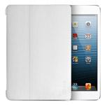 Чехол Odoyo AirCoat Folio Case для Apple iPad mini (белый, кожанный)