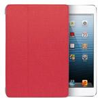 Чехол Odoyo AirCoat Folio Case для Apple iPad mini (красный, кожанный)