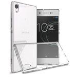 Чехол Yotrix UltrathinCase для Sony Xperia XA1 ultra (прозрачный, гелевый)