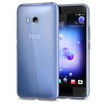Чехол Yotrix UltrathinCase для HTC U11 (прозрачный, гелевый)