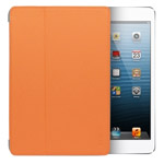 Чехол Odoyo AirCoat Folio Case для Apple iPad mini (оранжевый, кожанный)