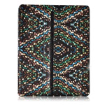 Чехол Odoyo Johanna Ho Folio Case для Apple iPad 2/new iPad (Evening Sequin, кожанный)