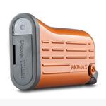 Внешняя батарея Momax iPower Tough универсальная (microUSB, 30pin) (6000 mAh) (оранжевая)