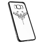 Чехол Devia Iris case для Samsung Galaxy S8 (Gun Black, гелевый)