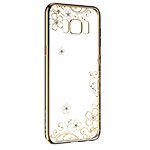 Чехол Devia Crystal Joyous для Samsung Galaxy S8 (Champagne Gold, пластиковый)