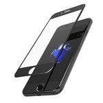 Защитная пленка Devia 3D Curved Tempered Glass для Apple iPhone 7 (стеклянная, черная)