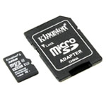 Флеш-карта Kingston microSD (32Gb, microSD, Class 10)
