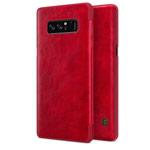 Чехол Nillkin Qin leather case для Samsung Galaxy Note 8 (красный, кожаный)