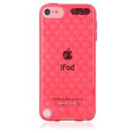 Чехол X-doria Stir Case для Apple iPod touch (5-th gen) (розовый, гелевый)
