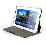 Чехол Yotrix FlipCase для Samsung Galaxy Tab S2 9.7 (серый, кожанный)