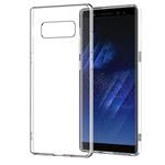 Чехол Yotrix UltrathinCase для Samsung Galaxy Note 8 (прозрачный, гелевый)