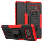 Чехол Yotrix Shockproof case для Samsung Galaxy Note 8 (красный, пластиковый)