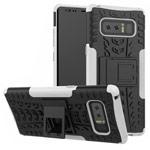 Чехол Yotrix Shockproof case для Samsung Galaxy Note 8 (белый, пластиковый)
