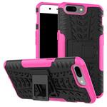 Чехол Yotrix Shockproof case для OnePlus 5 (розовый, пластиковый)