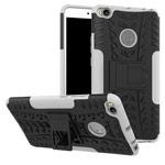 Чехол Yotrix Shockproof case для Xiaomi Mi Max 2 (белый, пластиковый)