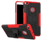 Чехол Yotrix Shockproof case для Xiaomi Mi Max 2 (красный, пластиковый)