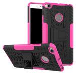 Чехол Yotrix Shockproof case для Xiaomi Mi Max 2 (розовый, пластиковый)
