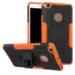 Чехол Yotrix Shockproof case для Xiaomi Mi Max 2 (оранжевый, пластиковый)