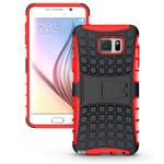 Чехол Yotrix Shockproof case для Samsung Galaxy Note 5 N920 (красный, пластиковый)