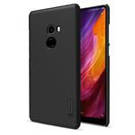 Чехол Nillkin Hard case для Xiaomi Mi MIX 2 (черный, пластиковый)