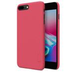 Чехол Nillkin Hard case для Apple iPhone 8 plus (красный, пластиковый)