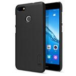 Чехол Nillkin Hard case для Huawei P9 lite mini (черный, пластиковый)