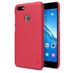 Чехол Nillkin Hard case для Huawei P9 lite mini (красный, пластиковый)
