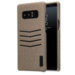 Чехол Nillkin Classy Case для Samsung Galaxy Note 8 (коричневый, матерчатый)