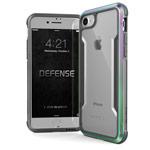 Чехол X-doria Defense Shield для Apple iPhone 8 (хамелеон, маталлический)