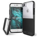 Чехол X-doria Dash case для Apple iPhone 8 (черный, кожаный)