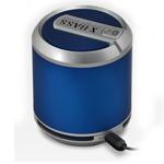 Портативная колонка Divoom Bluetune-SOLO (синяя, безпроводная, моно)