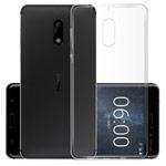 Чехол Yotrix UltrathinCase для Nokia 6 (прозрачный, гелевый)