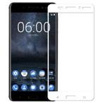 Защитная пленка Yotrix 3D Glass Protector для Nokia 5 (стеклянная, белая)