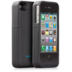 Чехол с батареей Case-mate Fuel Lite для Apple iPhone 4