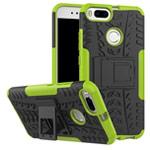 Чехол Yotrix Shockproof case для Xiaomi Mi 1A/5X (зеленый, пластиковый)