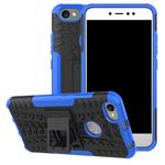 Чехол Yotrix Shockproof case для Xiaomi Redmi Note 5A/5A prime (синий, пластиковый)