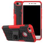 Чехол Yotrix Shockproof case для Xiaomi Redmi Note 5A/5A prime (красный, пластиковый)